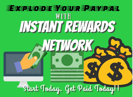 How to Start Earning Money Today With Instant Rewards Network