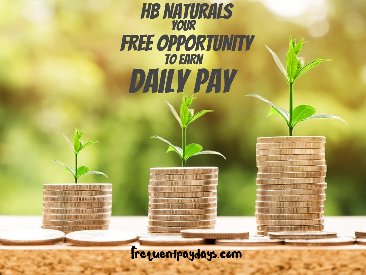 Heart & Body Naturals Compensation Plan