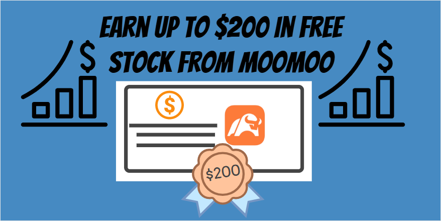 Earn Free Stocks Valued Up To $200 From MooMoo Trading App