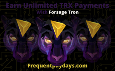EARN UNLIMTED TRON ON FORSAGE TRON SMART CONTRACT
