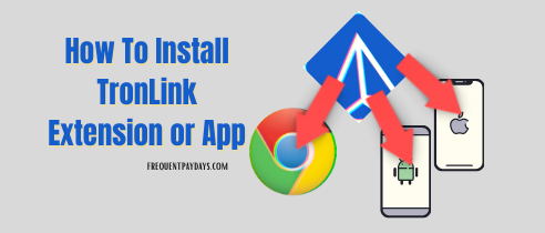 How To Install TronLink